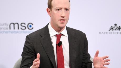 Nach Ansicht von Mark Zuckerberg wird in zehn Jahren jeder zweite Mitarbeiter nicht im Büro arbeiten.
