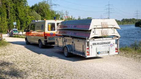 Ein Bootsausflug auf der Iller bei Vöhringen nahm ein unerwartetes Ende.