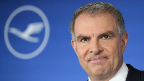 Carsten Spohr ist ein hartnäckiger Manager mit einnehmendem Lächeln.