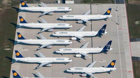 Die Fluggesellschaft Lufthansa befürchtet Auflagen aus Brüssel.