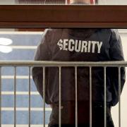 Der Wachmann einer Nördlinger Sicherheitsfirma hat im Jahr 2019 einen tätlichen Angriff erfunden.