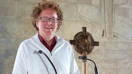 Seit Oktober 2017 ist Stefan Pickart Pfarrer der Evangelisch-Lutherischen Johannesgemeinde in Meitingen.