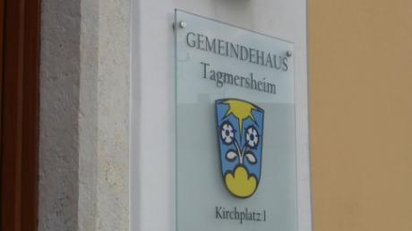 Die Gemeindekanzlei in Tagmersheim befindet sich im alten Pfarrhaus.