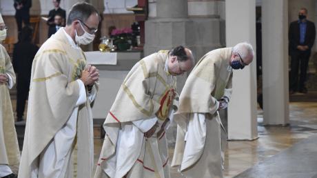 Es ist soweit: Prälat Bertram Meier wird zum neuen Augsburger Bischof gewählt.