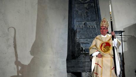 Mit einem feierlichen Weihgottesdienst erhielt der Augsburger Bischof Bertram Meier seine Bischofsweihe. Auch Ministerpräsident Markus Söder war vor Ort.