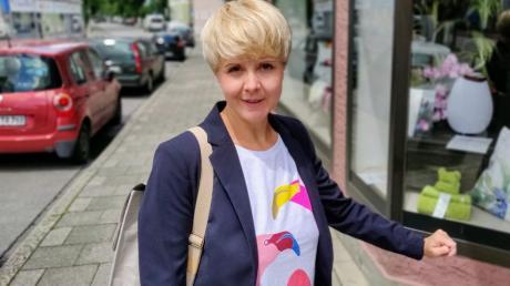 Bianca Roß ist die neue Citymanagerin von Friedberg. Sie startet am 1. Juli.