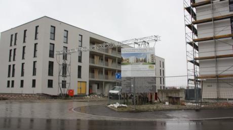 In der Afra- und der Georg-Fendt-Straße entstehen nach zahlreichen Diskussionen im Stadtrat 67 Sozialwohnungen. Nun beriet das Gremium, nach welchen Kriterien die Bewerber für die Wohnungen ausgesucht werden.