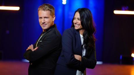 """""""Pocher - gefährlich ehrlich"""" mit Oliver Pocher und Ehefrau Amira läuft heute wieder bei RTL. Alle Infos zu Sendezeit, Sendeterminen und Übertragung im TV und Stream: hier."""