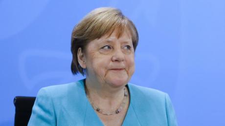 Bundeskanzlerin Angela Merkel nimmt heute am Abschlussevent des Spendenmarathons gegen die Covid-19-Pandemie teil. Neben Merkel sind auch zahlreiche Stars dabei.