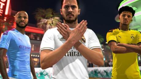 FIFA 21 erscheint heute. Release, Gameplay, Trailer - alle Infos zum Spiel gibt es hier.