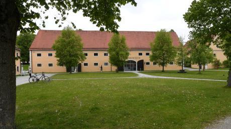 Das Museum Oberschönenfeld.