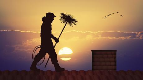 Rund 50 Prozent seiner Arbeitszeit, so schätzt Lars Eggers, verbringt er auf dem Dach.