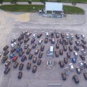 Die Firma Geda geht in Corona-Zeiten ungewöhnliche Wege für die Betriebsversammlung und wählt dafür das Autokino Dillingen.
