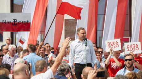 Polen wird am 28. Juni 2020 seine Präsidentschaftswahlen abhalten. Präsident Andrzej Duda will sein Amt verteidigen.