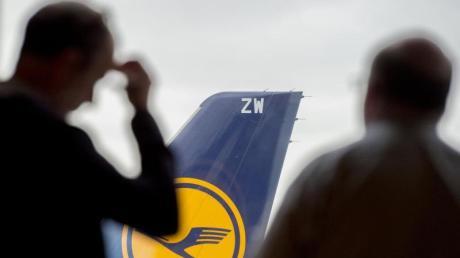 Die Bundesregierung rettet die Lufthansa.