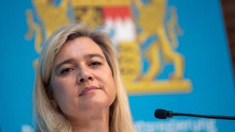 Die bayerische Gesundheitsministerin Melanie Huml.