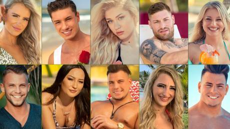 """Das sind die Kandidaten von """"Paradise Hotel"""" 2020."""