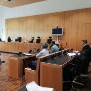 Ein 35-Jähriger wurde wegen eines Mordes in einer Affinger Asylunterkunft zu lebenslänglicher Haft verurteilt.