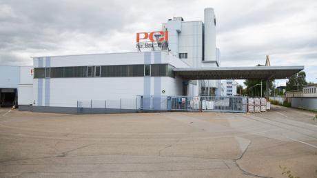 Die Firma PCI sitzt in der Piccardstraße in Augsburg. Das Unternehmen mit seinen 500 Beschäftigten am Standort gehört zu den Großbetrieben in der Region.