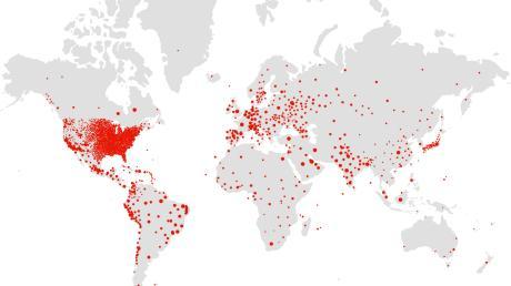 Weltordnung nach Corona: USA isolieren sich, China marschiert, Europa hofft, Afrika verliert.
