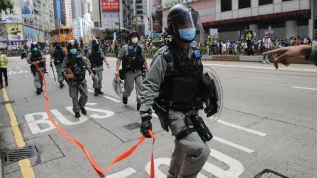 Hongkong ist am Ende des Sonderwegs angekommen.