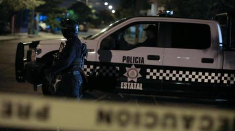 Die Staatspolizei ist gegen die Gewalt in Irapuato nahezu chancenlos.