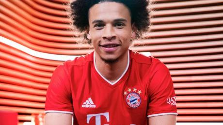 Leroy Sané wechselt zum FC Bayern. Der 24-Jährige unterschrieb in München einen Fünfjahresvertrag.