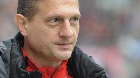 Jürgen Rollmann spielte für Augsburg einst als Torwart in der Regionalliga Süd, später war er zweimal Manager des FCA. Seit 2018 ist der 53-Jährige Sportdirektor beim Deutschen Dart-Verband (DDV).