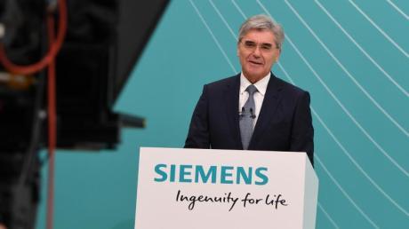 Joe Kaeser, der Vorstandsvorsitzende der Siemens AG, forderte bei der virtuellen und außerordentlichen Hautversammlung des Unternehmens, einen Weg aus der Kohle zu finden.