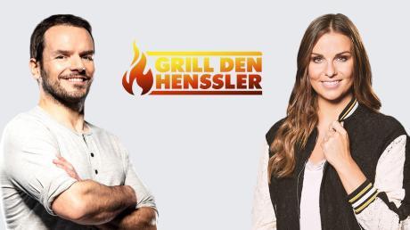 """""""Grill den Henssler"""" 2020 läuft demnächst auf Vox - mit Starkoch Steffen Henssler, Moderatorin Laura Wontorra und vielen Promis. Wir geben einen Überblick über die Kandidaten."""