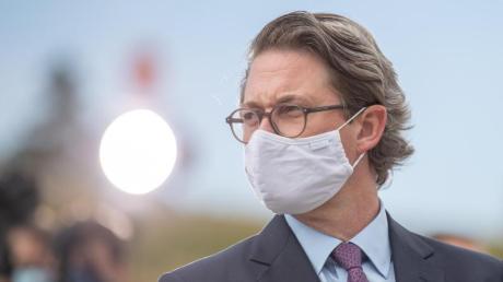 Bundesverkehrsminister Andreas Scheuer ist erneut in die Kritik geraten.