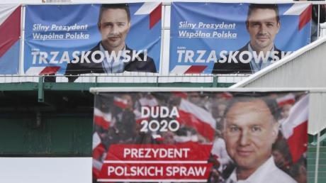 Gut 30 Millionen Menschen sind in Polen wahlberechtigt.