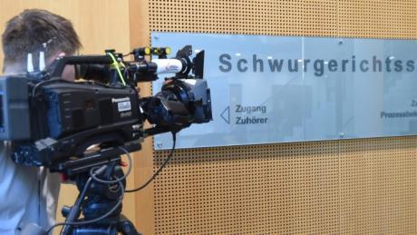 Im Prozess um den ausgesetzten Säugling von Unterglauheim werden am Dienstag die Gutachter aussagen.