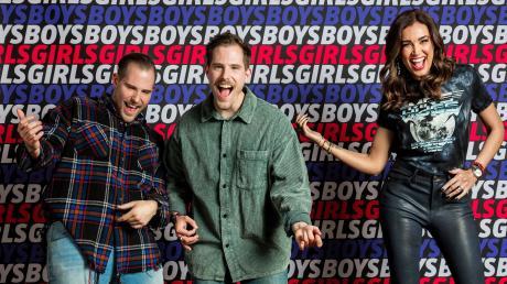 """""""Battle of the Bands – Boys vs. Girls"""": Jana Ina Zarella moderiert die Show. Hier erfahren Sie alles Wichtige über das Model."""