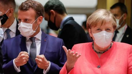 Die EU hat sich auf ein Corona-Finanzpaket geeinigt.