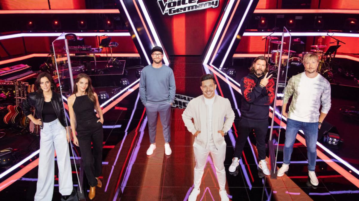 Jury Voice Of Germany 2021