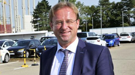 Der Landtagsabgeordnete Wolfgang Fackler unterstützt den Weg, regional bei niedrigen Inzidenzen Geschäfte zu öffnen.