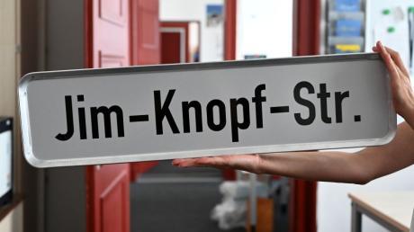 In Lechhausen entsteht ein neues Wohngebiet in dem die Straßen nach Motiven aus der Augsburger Puppenkiste benannt werden.