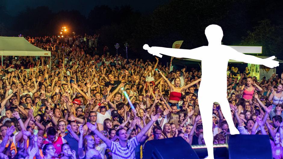 Hier möchte Andi Kiss hin: Als Schlagerstar vor großem Publikum, am liebsten am Ballermann.