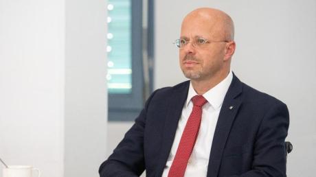 Andreas Kalbitz aus Brandenburgmuss die AfD endgültig verlassen.