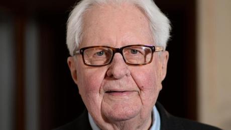 Hans-Jochen Vogel wurde 94 Jahre alt.