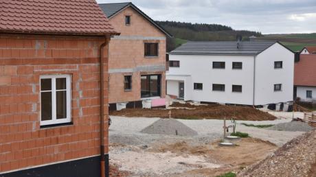 Zuletzt wurde in Wolferstadt dieses Wohgebiet geschaffen. Dort sind inzwischen aber alle Parzellen verkauft.