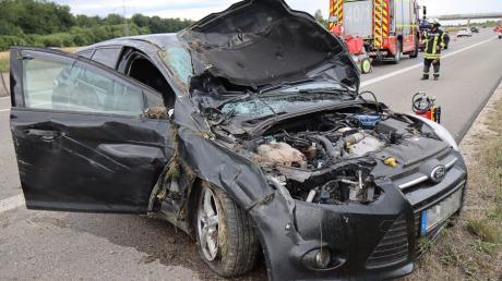 Dieser Unfall soll vom 29-jährigen Fahrer absichtlich verursacht worden sein. Damit wollte er, so der Vorwurf, seine Ehefrau ermorden.