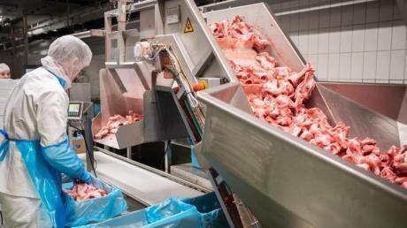 Ab 2021 darf in der Fleischindustrie nicht mehr mit Leiharbeit oder Werksverträgen gearbeitet werden.