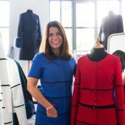 Die Kleider von Tanja Müller lassen sich für jeden Anlass und in jeder Jahreszeit tragen.