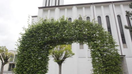 Ihr 100-jähriges Bestehen feiert die katholische Gemeinde Heilig Geist in Hochzoll-Nord in diesem Jahr.