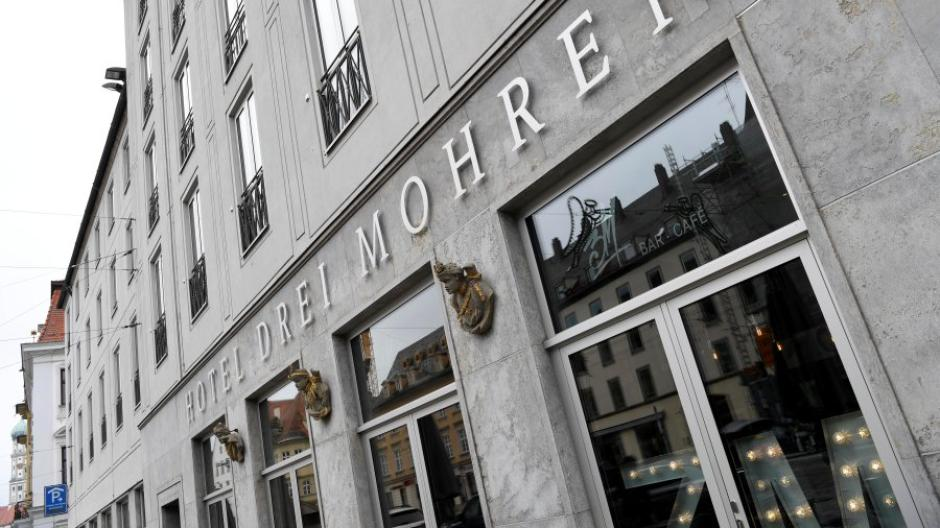 """Das Hotel """"Drei Mohren"""" ändert seinen Namen und reagiert damit auf die Vorwürfe von Kritikern, der Name sei nicht mehr zeitgemäß."""