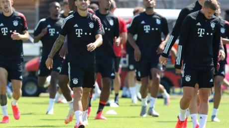 Mit Respekt und in guter Verfassung: Der FC Bayern München ist bereit für das Rückspiel gegen den FC Chelsea.