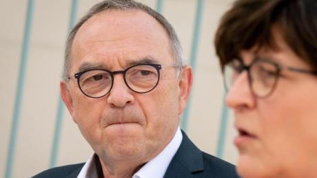 Norbert Walter-Borjans schließt eine Koalition mit der Linkspartei nicht aus.
