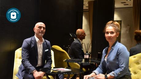 Mahmud Farabi und Amira Enders sind Personal Shopper bei Ludwig Beck in München.